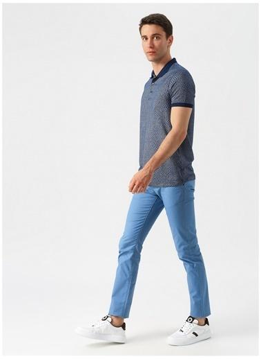 Avva Avva Polo Yaka T-Shirt Lacivert